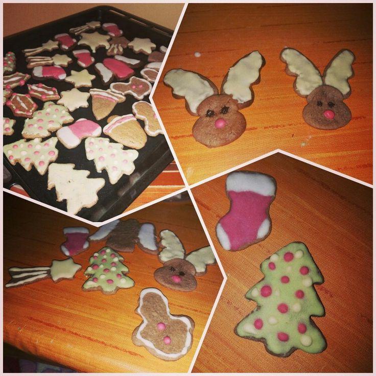 Bolachinhas Natal DIY