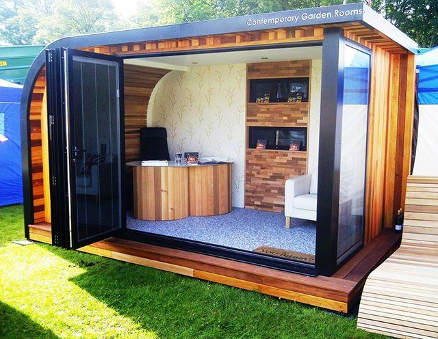 Our-Pod-Contemporary-Garden-Rooms2 fold out sliding door -> more expansive