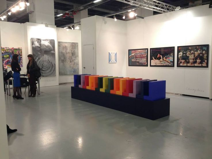 Pop / Off / Art Gallery Moscow with work of Tatarintseva Olga, Olga Chernysheva, Vicki Shumsky Chelushkina Cyril, Gregory Maiofis At Contemporary Istanbul (2013)