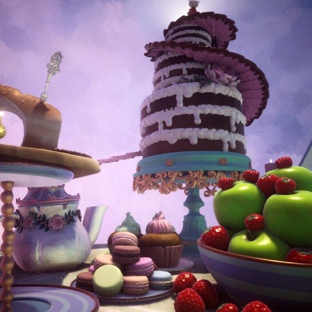 Media Molecule's 'Dreams' (PS4) sculpts games from your subconscious (Wired UK)