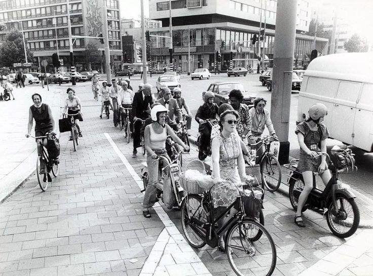 Hofplein Rotterdam (jaartal: 1970 tot 1980) - Foto's SERC