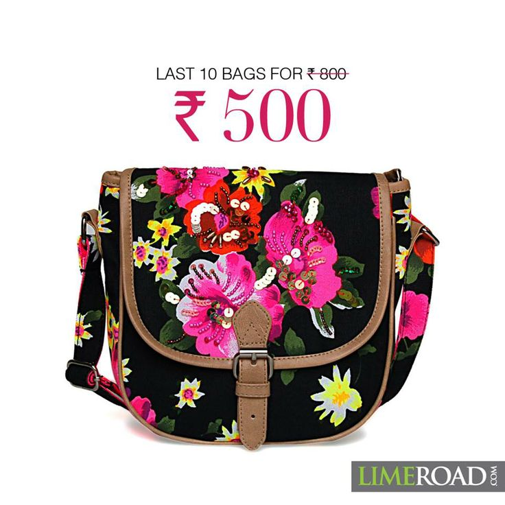 67 best LimeRoad BAGS images on Pinterest | Sling bags, Shopping ...