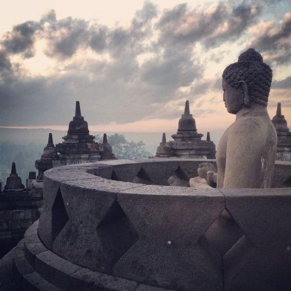 Einsteigerroute - von Jakarta bis zu den Gilis
