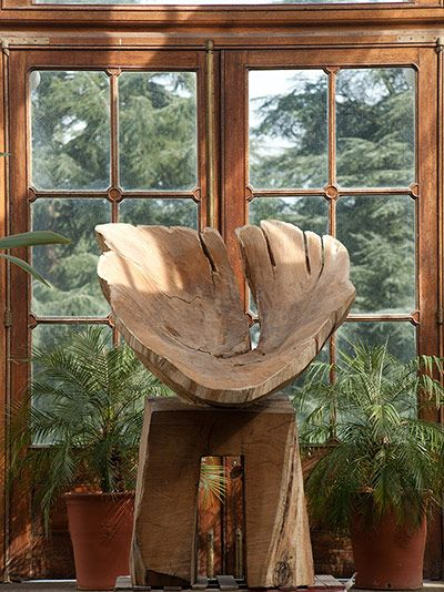 David Nash at Kew: A Natural Gallery – in pictures