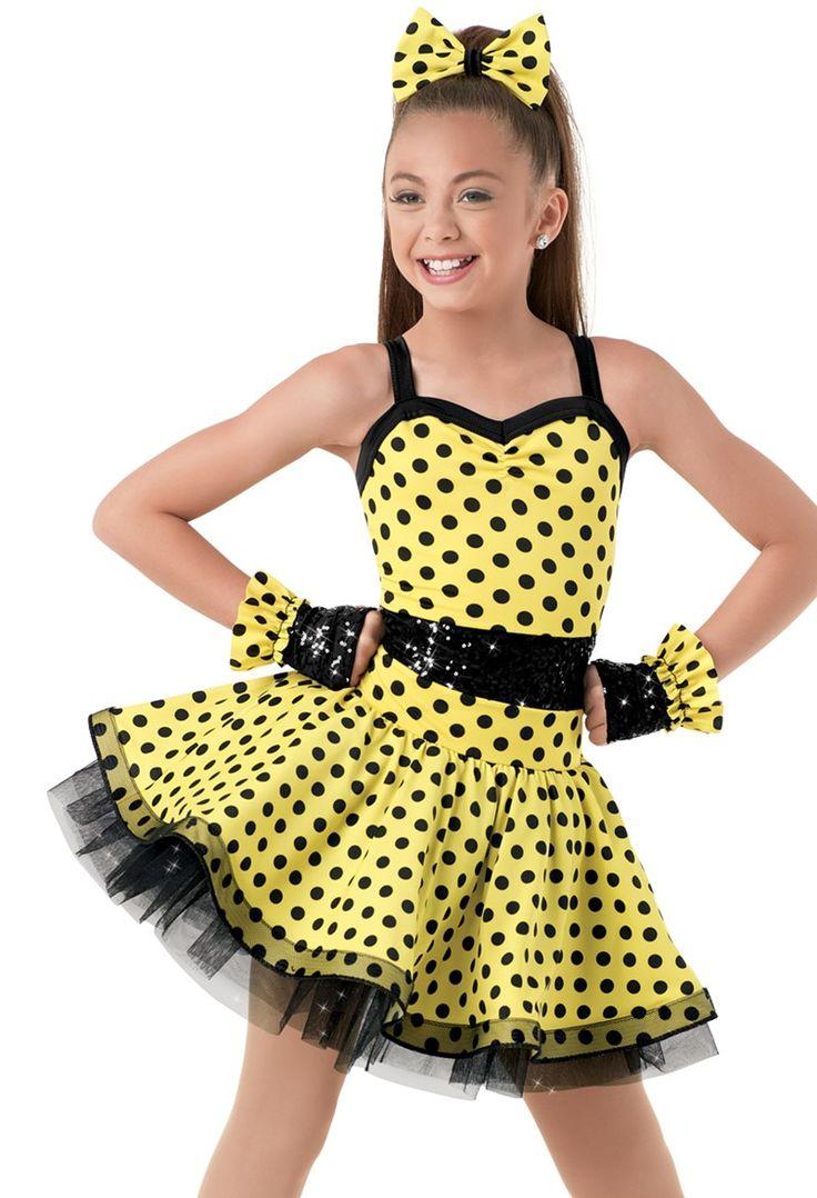 Weissman® | Dot Sequin Dress with Crinoline Skirt