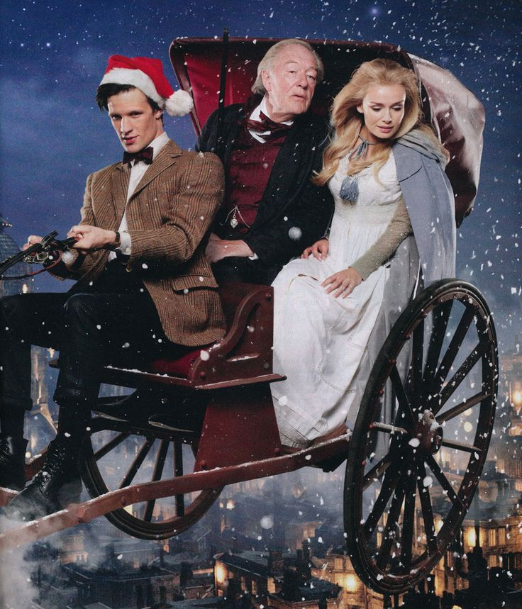 71 best Doctor Who S06E00 - A Christmas Carol images on Pinterest ...