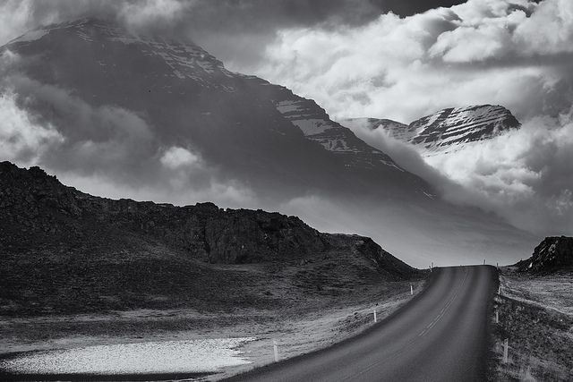 Ansel Adams In Iceland | Flickr - Photo Sharing!
