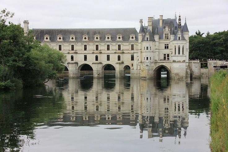 #Château de #Chenonceau, Chenonceaux, France   by Instant-Shots