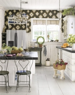 Kitchen is one of the most vital room in a house. Because the kitchen is a place to prepare food for the household. Generally, the mother spent...