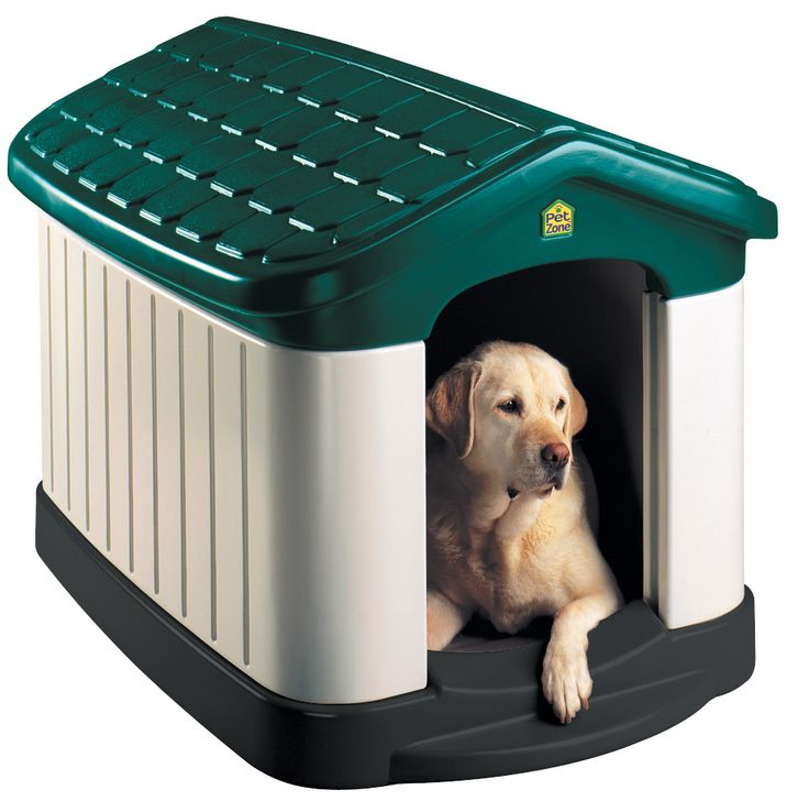 INSULATED HEATED AIR CONDITIONED DOG HOUSE - TUFF-N-RUGGED