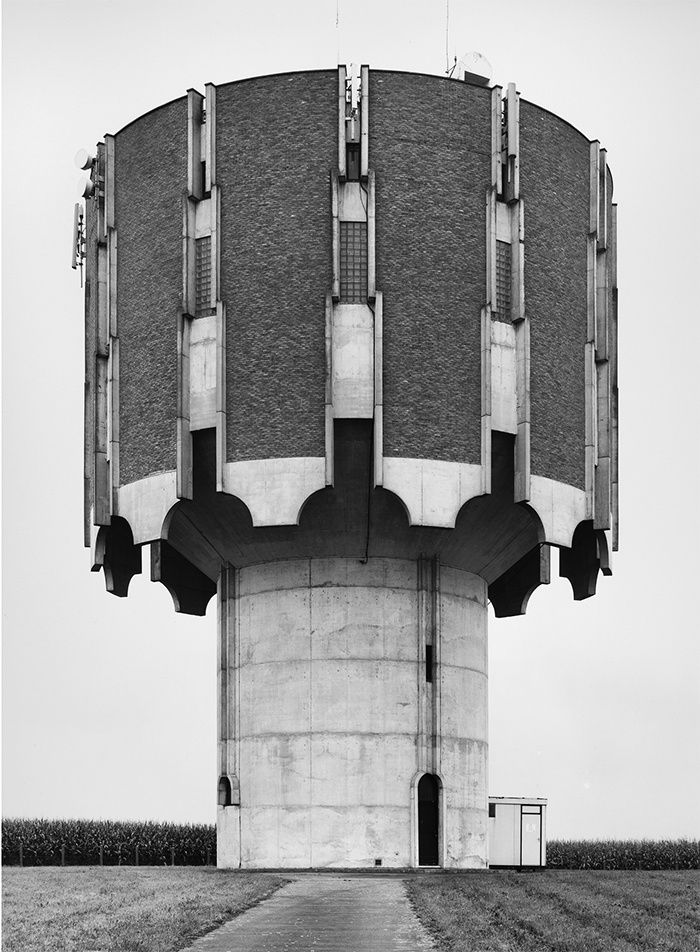 Bernd and Hilla Becher, Lessines, Belgium, 2010. © Courtesy of Hilla Becher