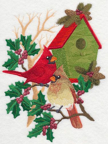 143 Best Cardinal Quilting Patterns For My Lou Images On