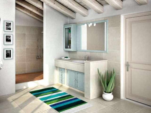 Arredo bagno in muratura (Foto)   Designmag