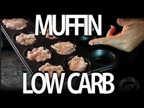 Muffin di Tacchino low carb