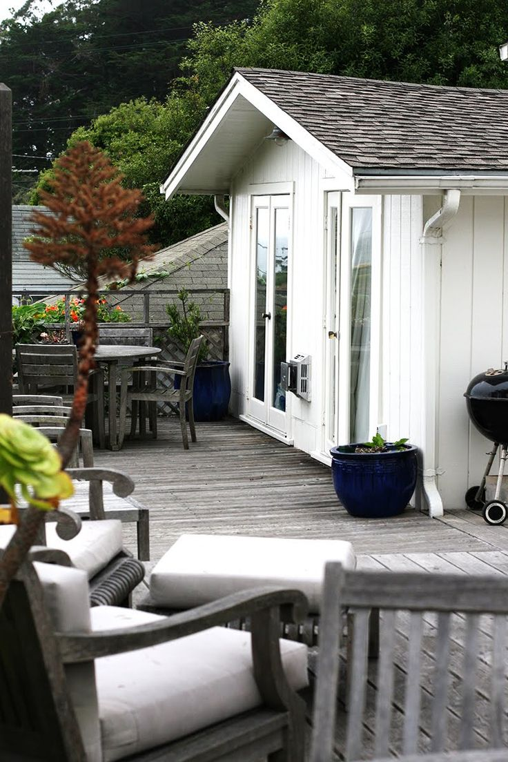 Stinson Beach cottages that you can rent