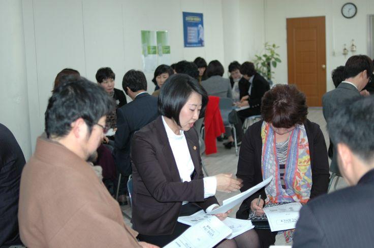 JEUNESSE GLOBAL KOREA 밧데리 연수(Basic Advisor Training)6인1조 실전트레이닝 장한별소장의<백오피스사용법>.2014.2.22.-KSS 대구교육센터