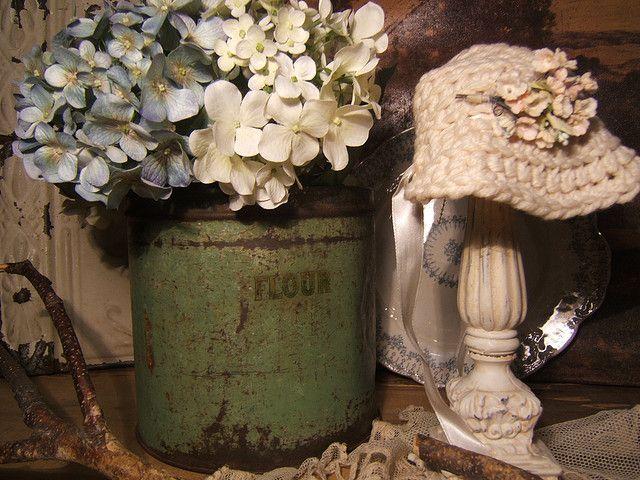 Vintage goodies! by Prairie Home, via Flickr