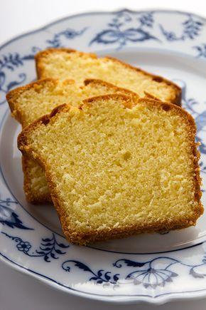 Cake recept met zelfrijzend bakmeel - Meersmaak !