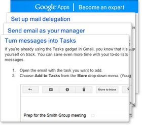 Google Apps for Administrative Assistants