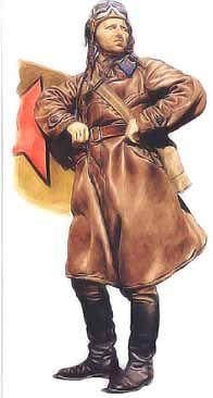 Lieutenant, Cercle polaire arctique, 1941