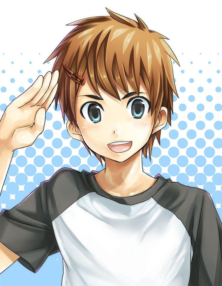 anime little boy Buscar con Google Anime Boy darck