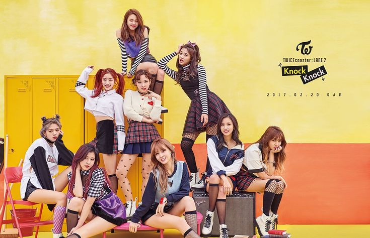 TWICE SPECIAL ALBUM <TWICEcoaster : LANE 2>  TWICE KNOCK KNOCK 2017.02.20 0AM   #TWICE #트와이스  #KNOCKKNOCK
