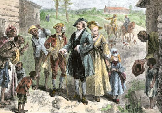 a historical look at slavery in early america Throughout history, slavery has existed where it has been economically worthwhile  yet very few ended up in the british colonies and young american republic  was simple: one needed only to look at people to ascertain their likely status.