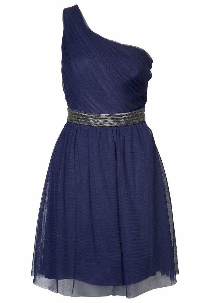 Manoukian - Robe de soirée - bleu