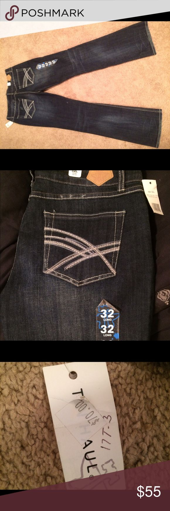 Tin haul jeans Brand new still have the tags on. tin haul Jeans Boot Cut
