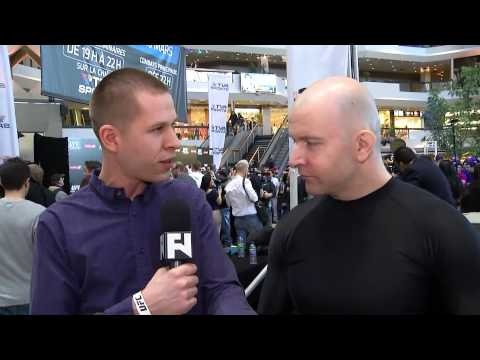 UFC 158: John Danaher Breaks Down GSP vs. Nick Diaz #UFC158 #MMA #JohnDanaher