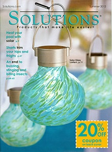 picture of garden accents and decor from solutions catalog