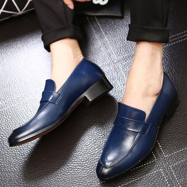 Luxury Men's Business Oxfords Shoes Fashion Classical Shoes