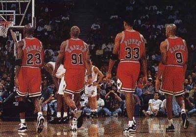 Throwback Bulls. #Jordan #Rodman #Pippen #Harper #holygrail | DA Bulls! | Pinterest | Jordans