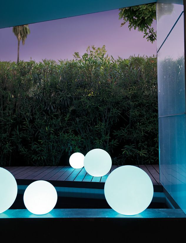 Ball Portable LED Lamp - Design Within Reach
