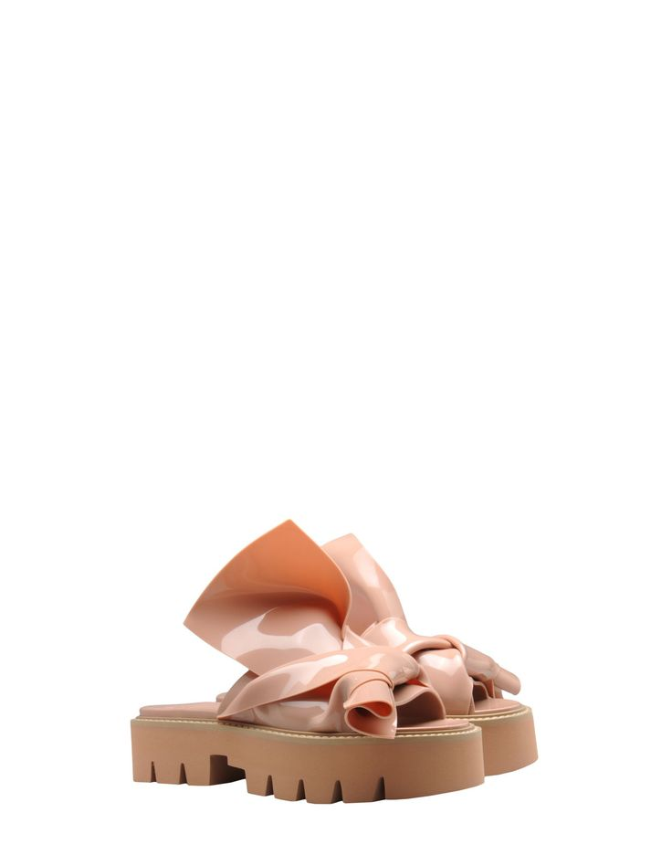 N°21 x Kartell knot sandal