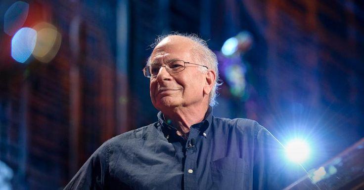 Daniel Kahneman-Behavioral economis founder-Nobel winner
