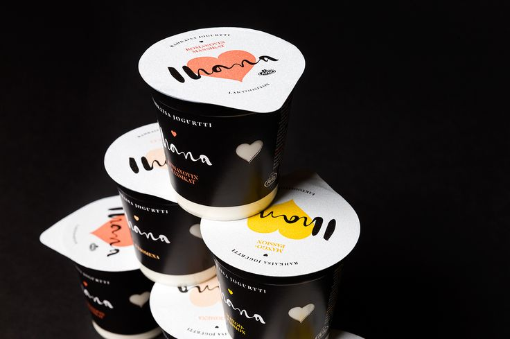 Arla Ihana Yoghurt on Behance