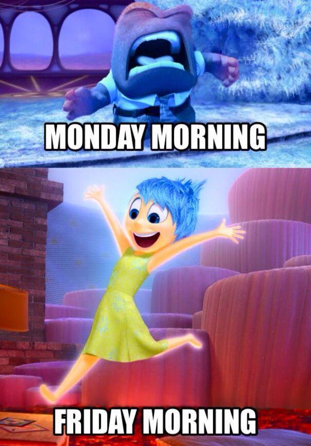 Funny Friday Morning Meme : Best days of the week images on pinterest buen dia