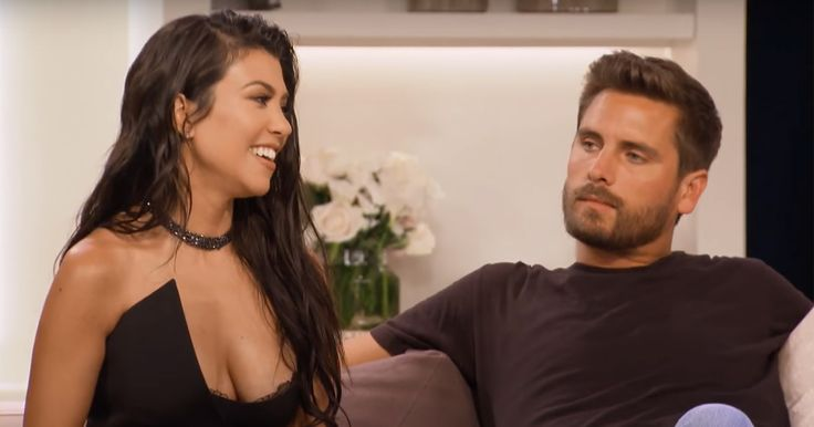 Kourtney Kardashian and Scott Disick Discuss Possibly Getting Married at 40 - PEOPLE.com