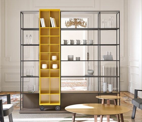 Shelving systems | Storage-Shelving | Literatura Open | Punt. Check it out on Architonic