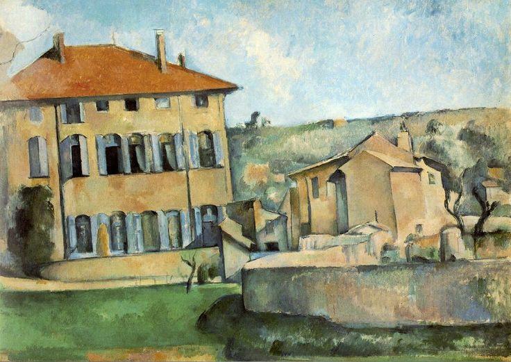 Cezanne, The Jas de Bouffan