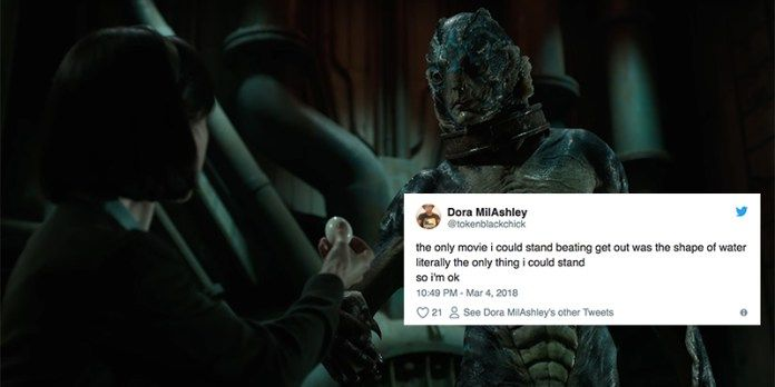 The Shape of Water wins Oscar for best pictureand the internet is fine with that