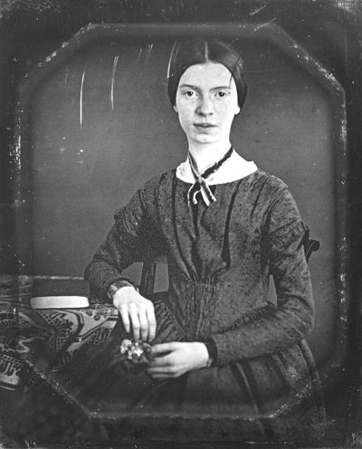 #EmilyDickinson, one of America's greatest poets, was born on the 10 December 1830