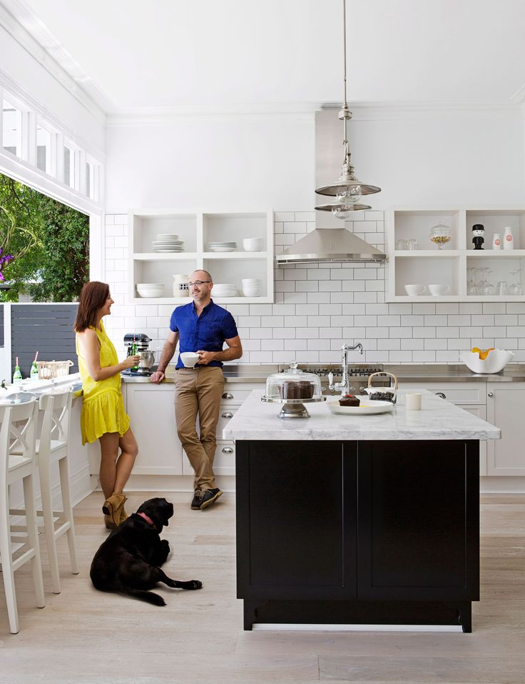8 tips for creating the ultimate entertainers' kitchen