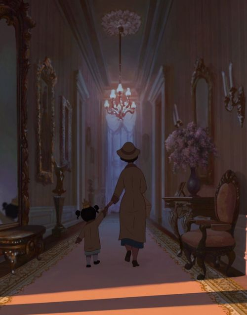 1369 best Princess and the Frog images on Pinterest | Disney ...