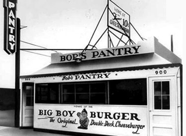 How Bob's Big Boy Got Started (and, check out our restored statue)!  http://www.retroplanet.com/blog/retro-archives/vintage-vending-archives/big-boy-restaurants-get-started/