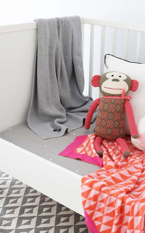 D-lux & Bemboka Cot Blankets. Micky & Stevie toys, Bramwell Cot sheets