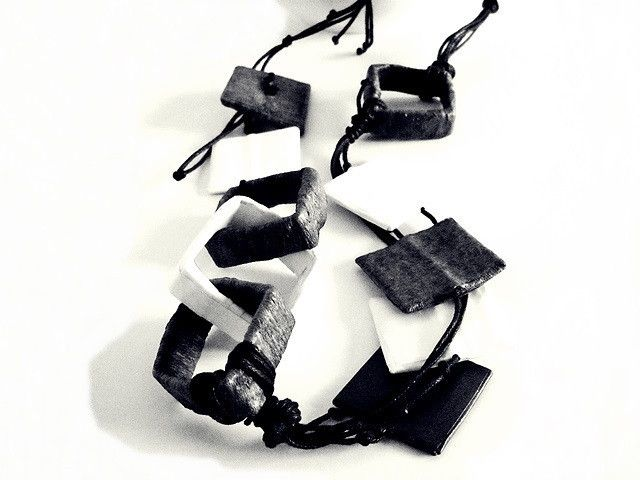 square mix - necklace