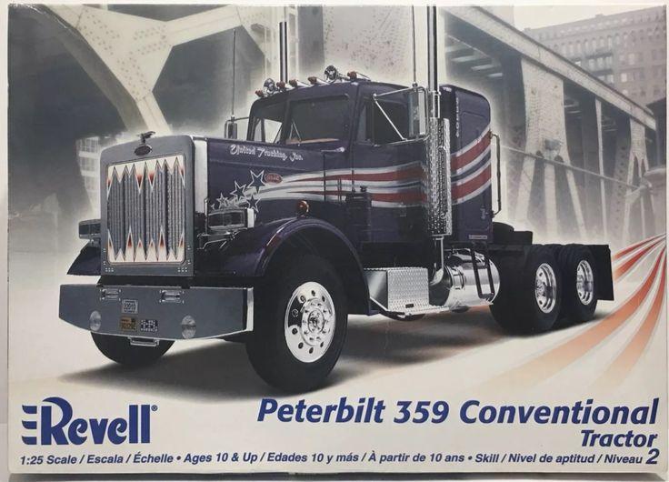18 best my truck kits images on pinterest model car models and kenworth trucks peterbilt model kits model car tractor rigs rc cars big project au publicscrutiny Images