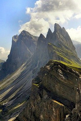 Dolomiti, Italy Have friends moving here soon, I will be visiting!
